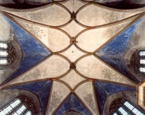 Martinskapelle Deckenmalerei