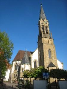Stadtkirche mit Turm
