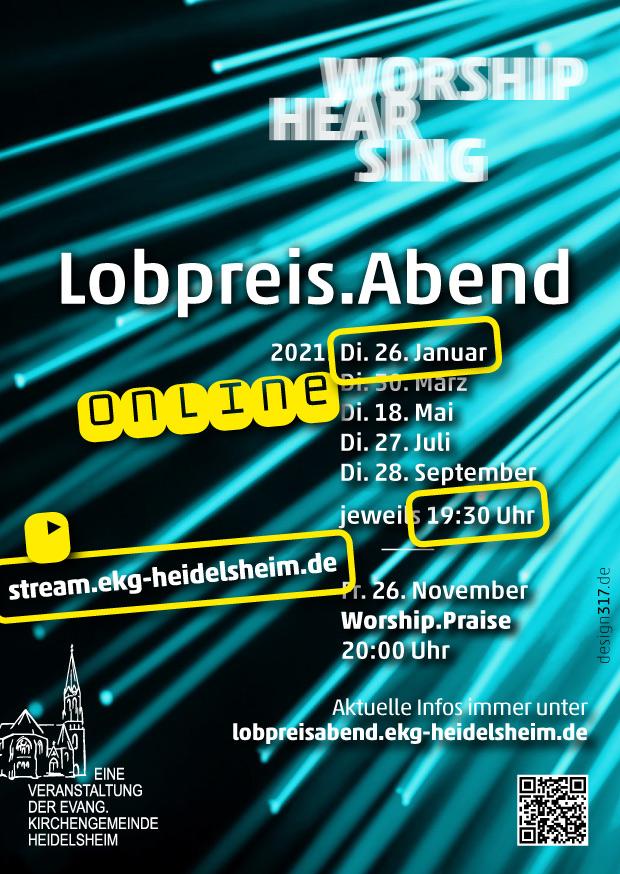 Lobpreis.Abend-Flyer 26.01.2021