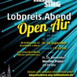 Lobpreis.Abend am 28. September 2021 open air
